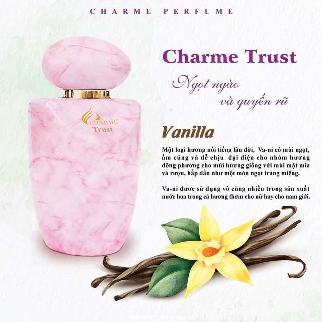 Nước Hoa Nữ Charme Trust 50ml » CHARME PERFUME